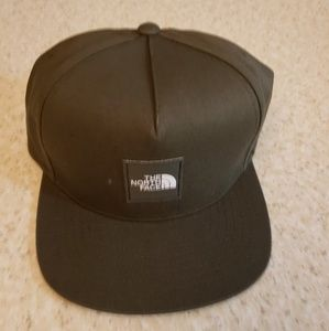 North face men cap
